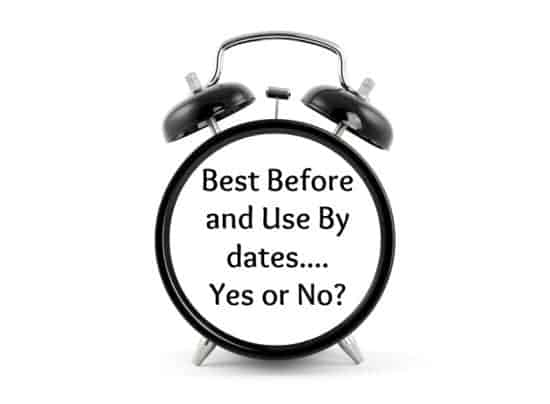 best before dates