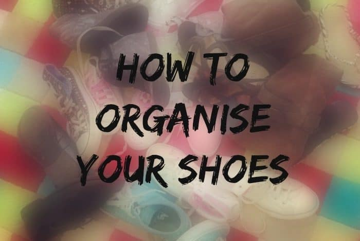 #Thrifty Thursday – How to organise your shoes….