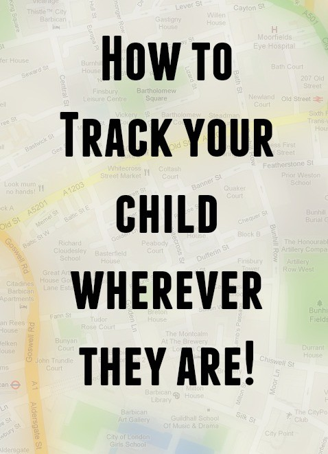 Track your child