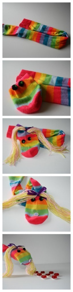 How to make an awesome sock puppet