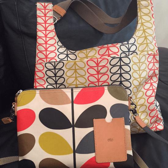 orla kiely bag comparison