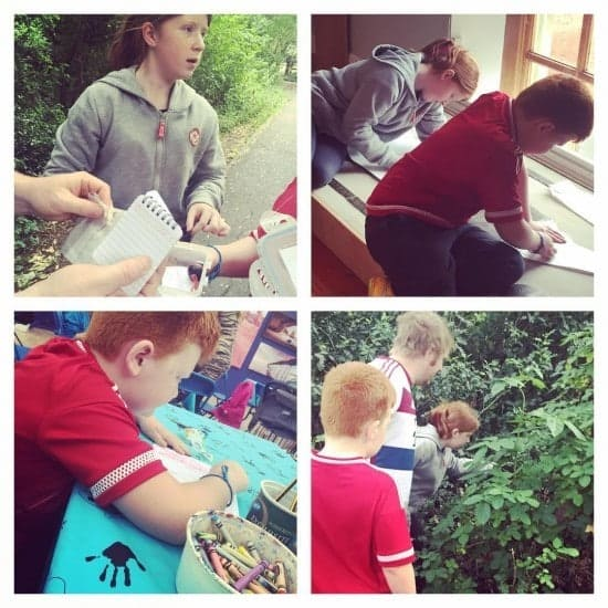 Day 3 - Museum, crafting and some geocaching.