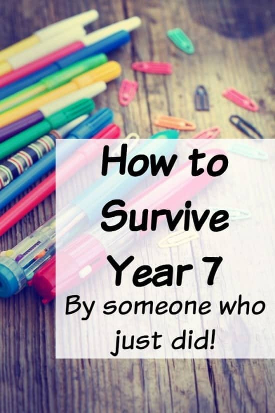 How to Survive  Year 7