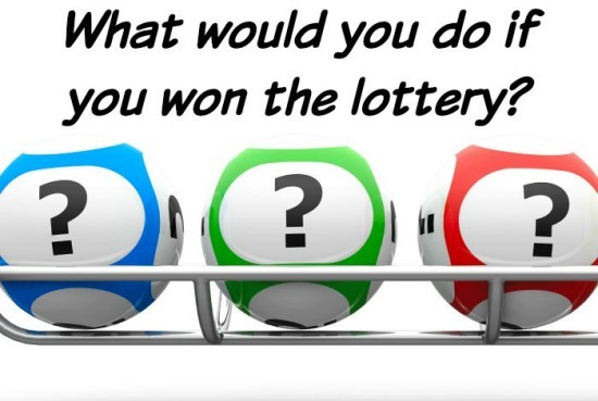 If I Won the Lottery Quotes