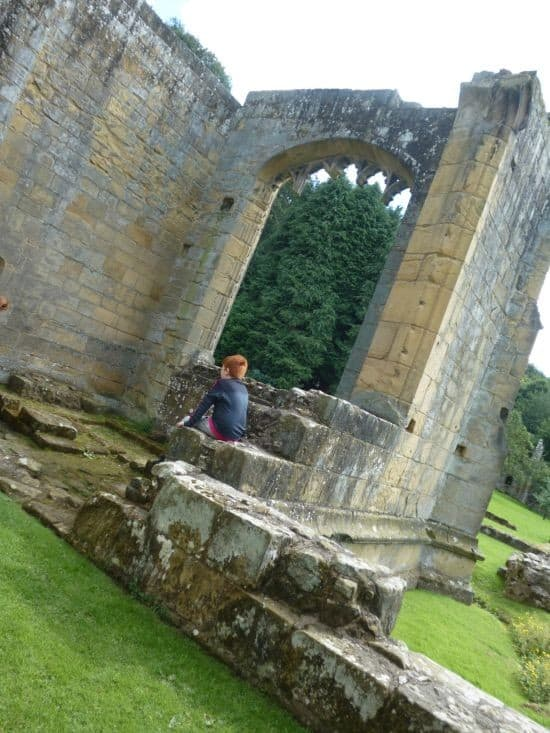 A great day out at Mount Grace Priory!