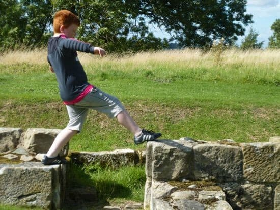A great day out at Mount Grace Priory.