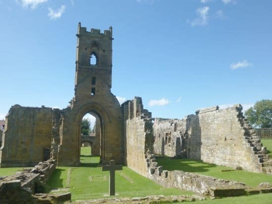 A great day out at Mount Grace Priory