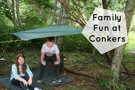 Family Fun at Conkers
