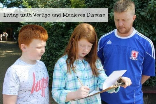Living with vertigo and menieres disease