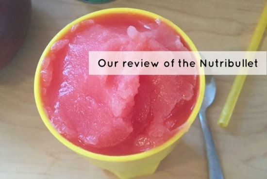 Our review of the Nutribullet