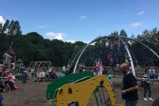 fun at the playpark