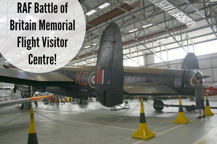 RAF Battle of Britain Memorial Flight Visitor Centre