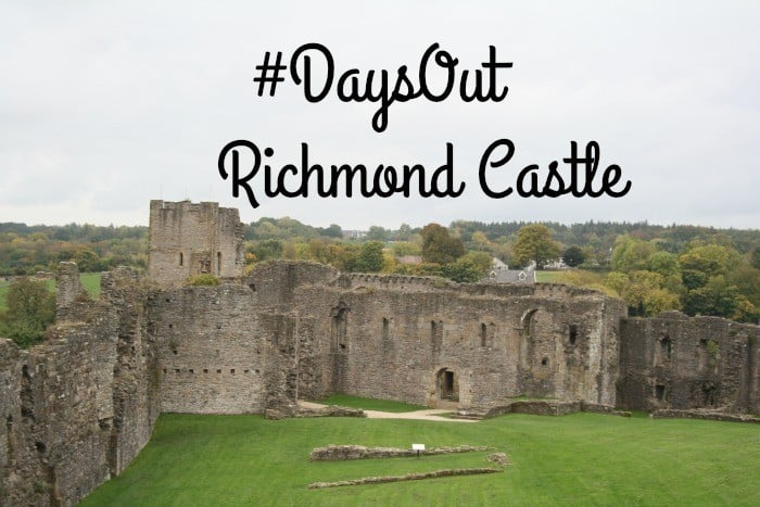 #DaysOut Richmond Castle