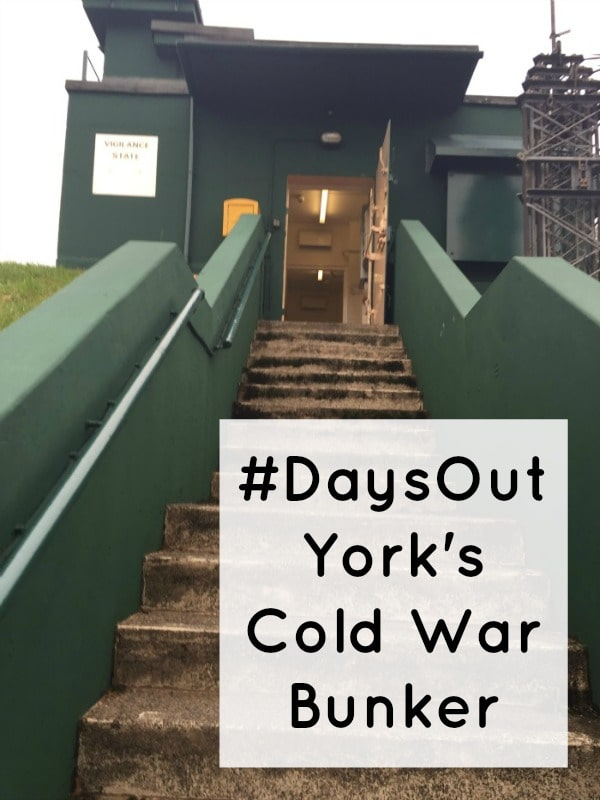 #DaysOut York's Cold War Bunker