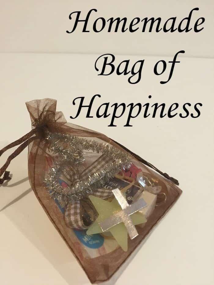 Homemade Bag of Happiness