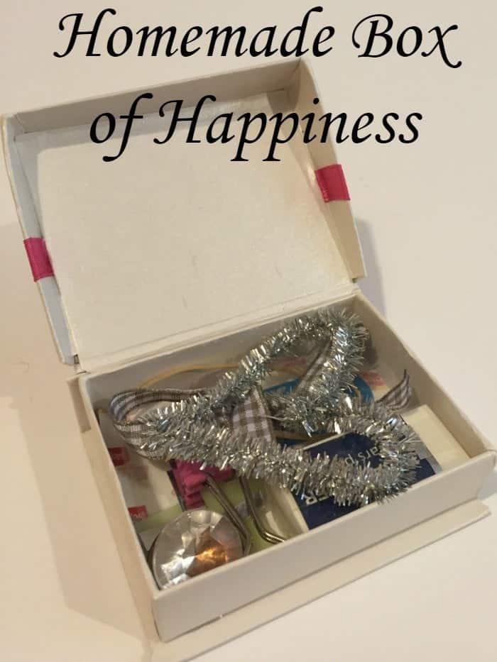 Homemade Box of Happiness