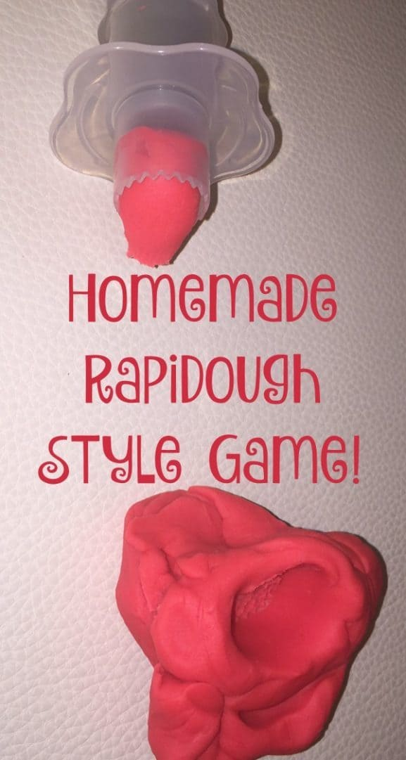 Homemade Rapidough STyle Game!