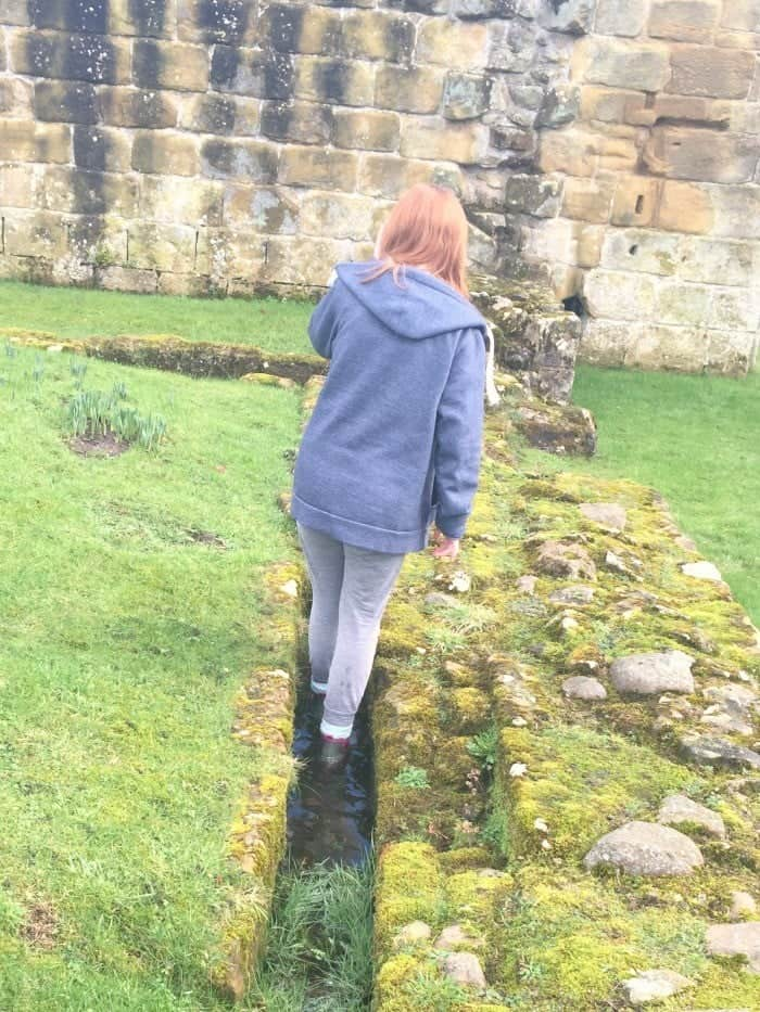 Afternoon at Mount Grace Priory 3