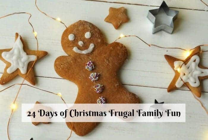 24 Days of Christmas Frugal Family Fun