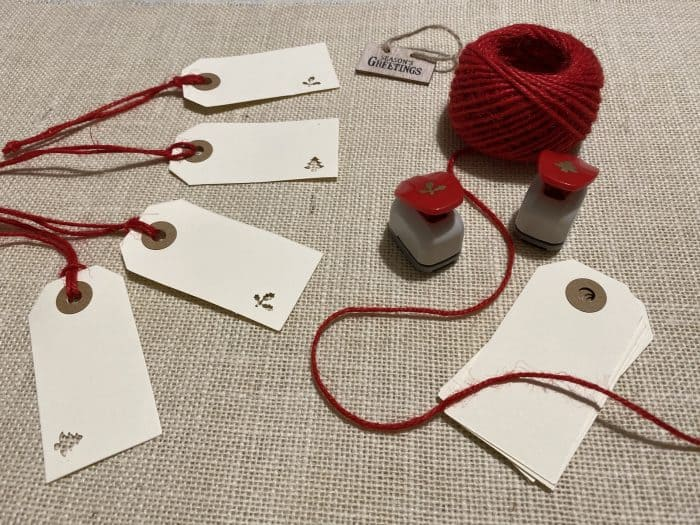 Super Cute handmade gift tags.
