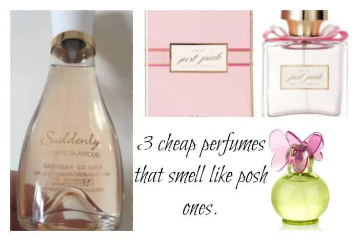 3 cheap perfumes that smell like posh ones....