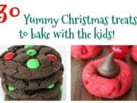 30 Yummy Christmas treats to make with the kids....