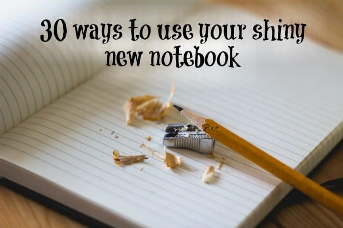 30 ways to use your shiny new notebook….