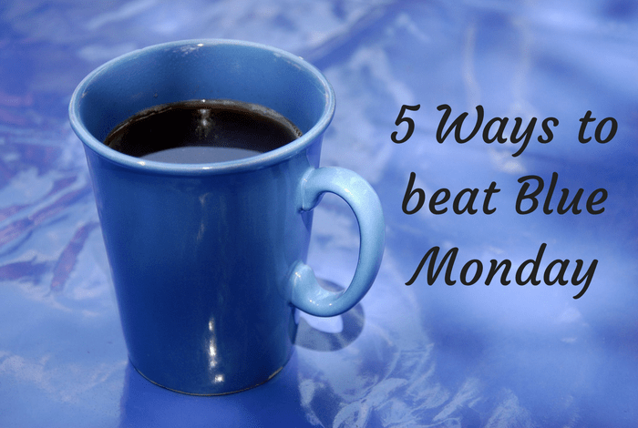 5 ways to beat Blue monday