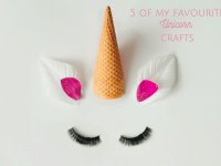 Five of my Favourite Super Cute Unicorn Crafts....