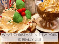 What Christmas in New York is really like....