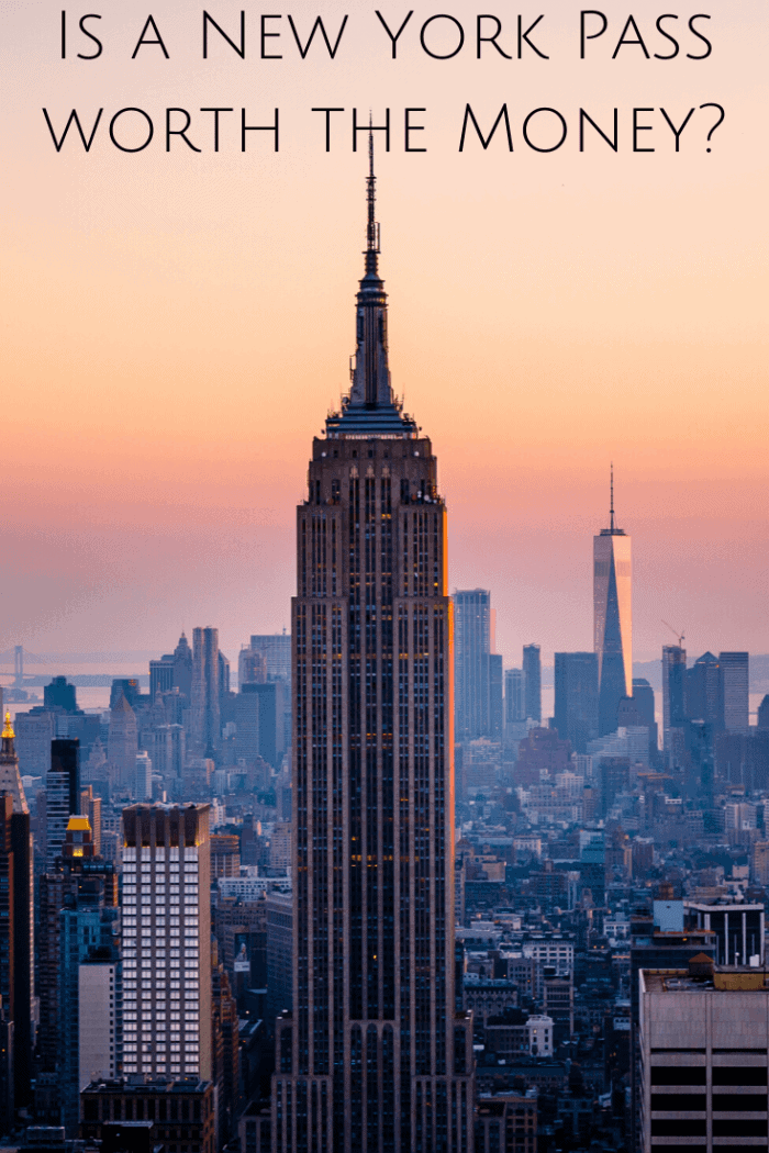 Is a New York City Pass worth the money - part two...  Read on and I'll tell you exactly why I think it is!