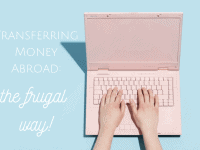 Transferring Money Internationally - the Frugal Way....