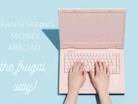 Transferring Money Internationally - the Frugal Way....