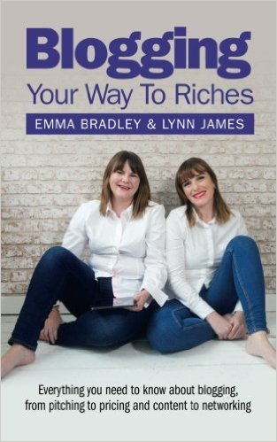 Blogging your way to riches....