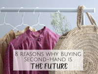 8 reasons why buying second-hand clothes is the future..