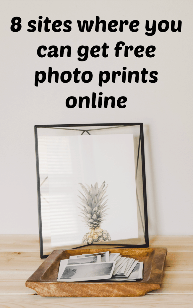 8 Sites Where You Can Get Free Photo Prints Online The Diary