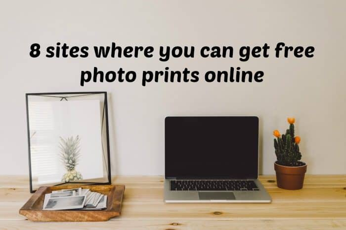 8 sites where you can get free  photo prints online