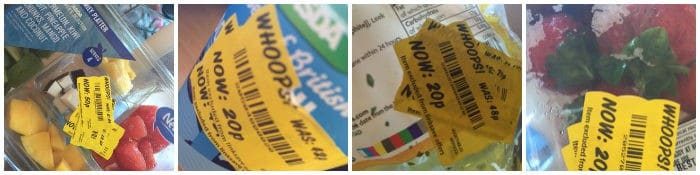 A few supermarket bargains