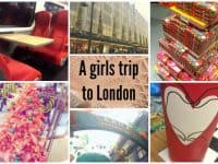 Girls Christmas Shopping Day in London....