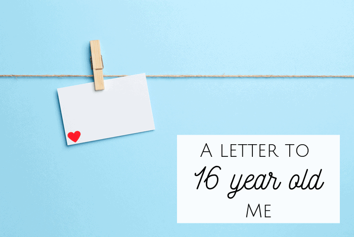 Money lessons I'd like to teach my younger self - A letter to 16 year old me!
