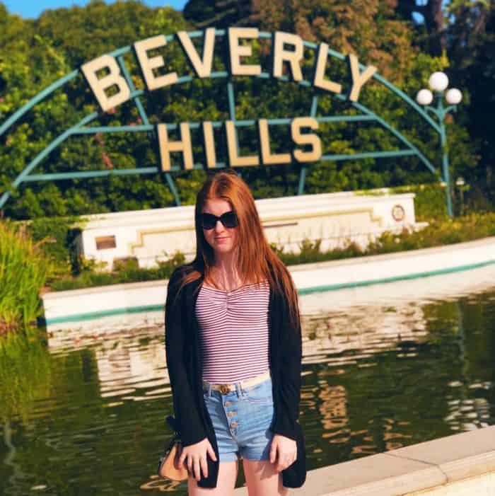 Sunday Snapshot: The Beverly Hills Sign