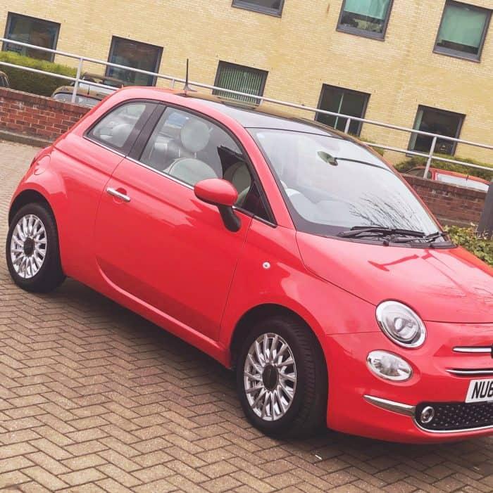 New car this week