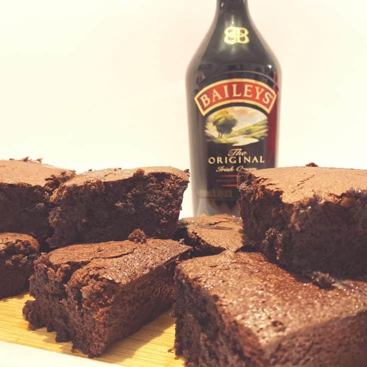 Baileys Brownies Recipe