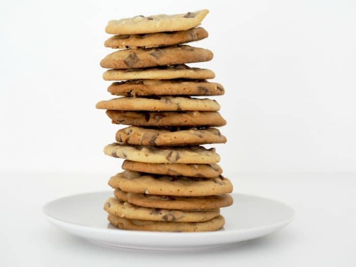 Amazing Chocolate Chip Cookie Recipe.