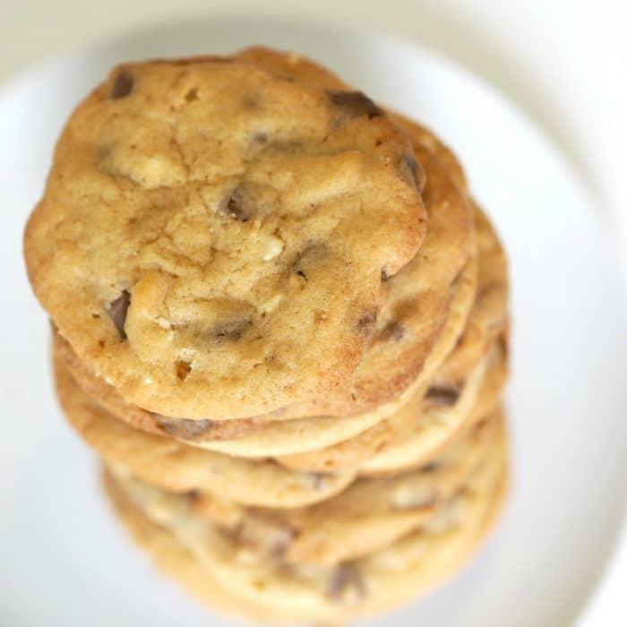 Amazing chocolate chip cookie recipe