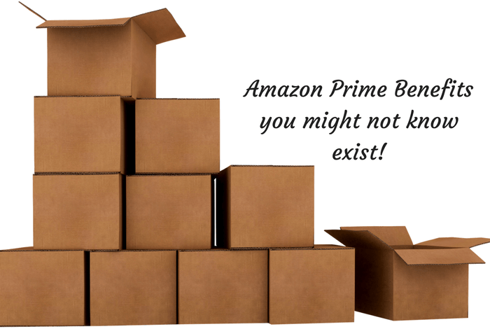 Amazon Prime Benefits you might not know exist!