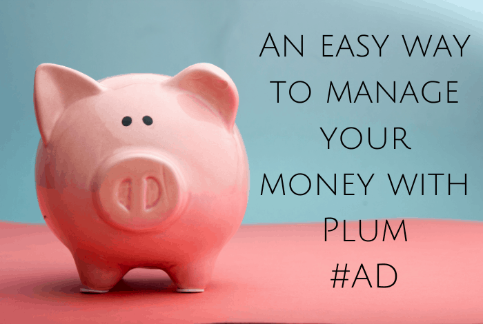 An easy way to manage your money with Plum