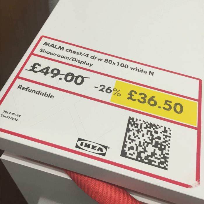 Bargain IKEA fruniture