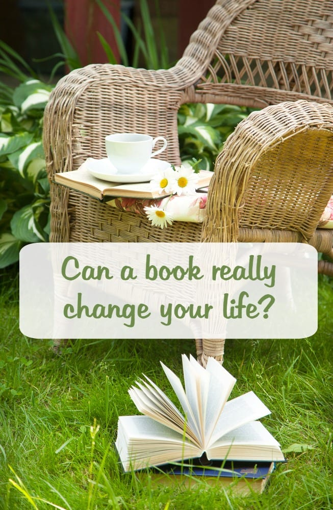 Can a book really change your life