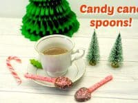 Candy Cane Spoons....